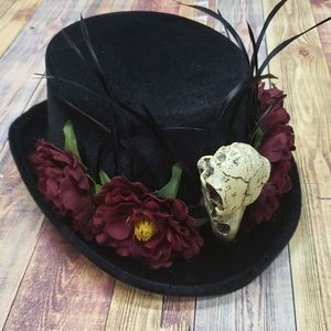 KBW HALLOWEEN WITCH DOCTOR COSTUME HAT